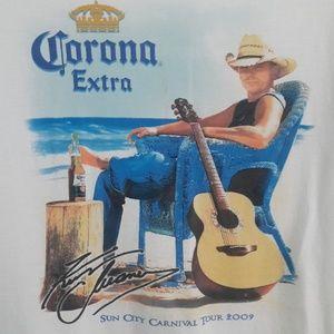 Kenny Chesney 2009 Concert Tour Shirt Sz. M